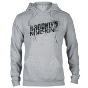 Brooklyn Nine-Nine Logo Hooded Sweatshirt