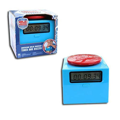American Ninja Warrior™ Timer- with LCD display and buzzer