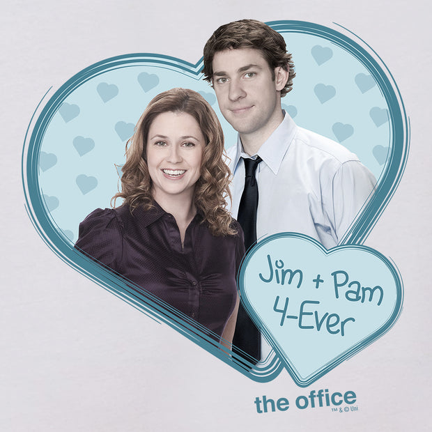 The Office Jim & Pam Forever Tank Top