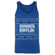 The Office Dunder Mifflin Holiday Unisex Tank Top