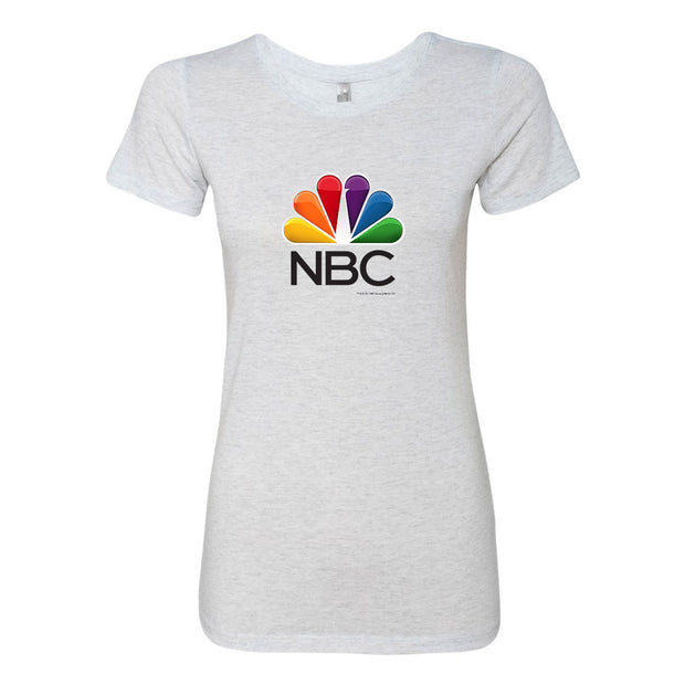 NBC Women's Tri-Blend Short Sleeve T-Shirt