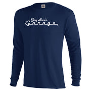 Jay Leno's Garage New Logo Long Sleeve T-Shirt