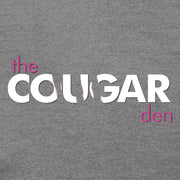 Saturday Night Live Cougar Den Logo Lightweight Crew Neck Sweatshirt
