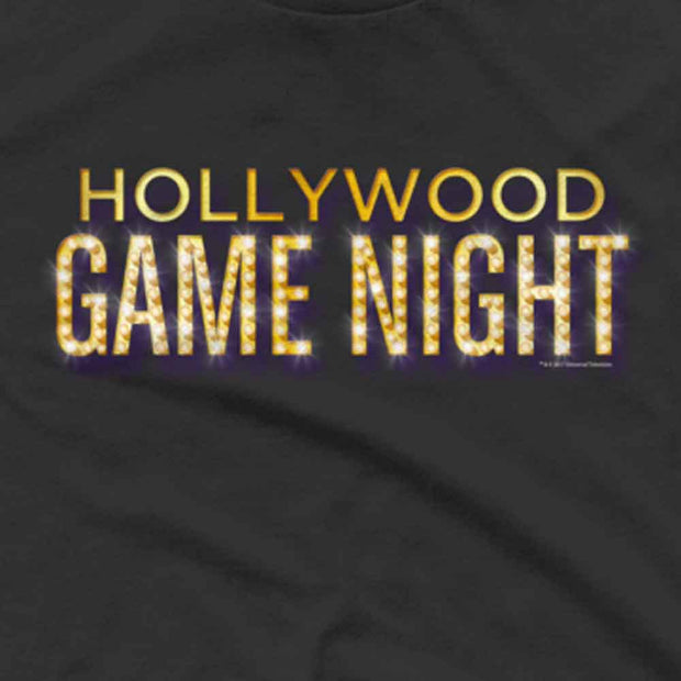 Hollywood Game Night Men's Short Sleeve T-Shirt