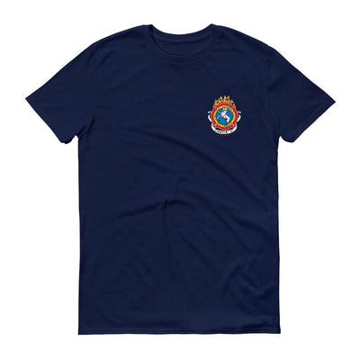 Chicago Fire Fightin' 81 Men's Short Sleeve T-Shirt
