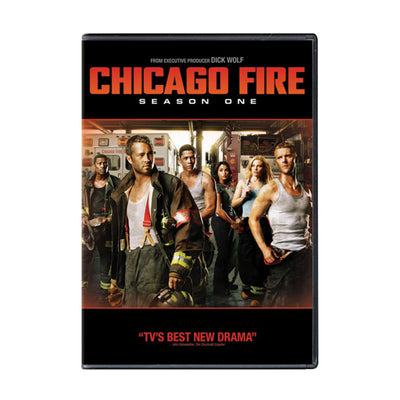 Chicago Fire - Season 1 DVD