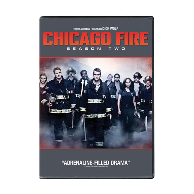 Chicago Fire - Season 2 DVD
