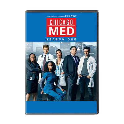 Chicago Med - Season 1 DVD