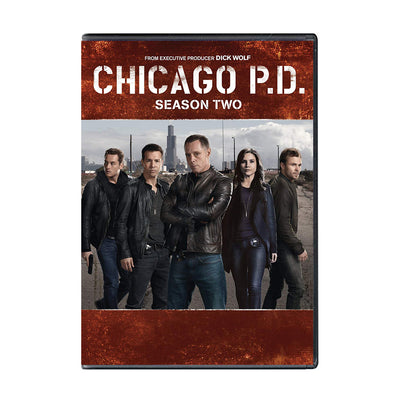 Chicago P.D. - Season 2 DVD