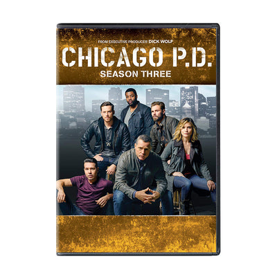 Chicago P.D. - Season 3 DVD