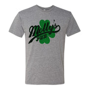 Chicago Fire Molly's Pub St. Patrick's Day Men's Tri-Blend Short Sleeve T-Shirt