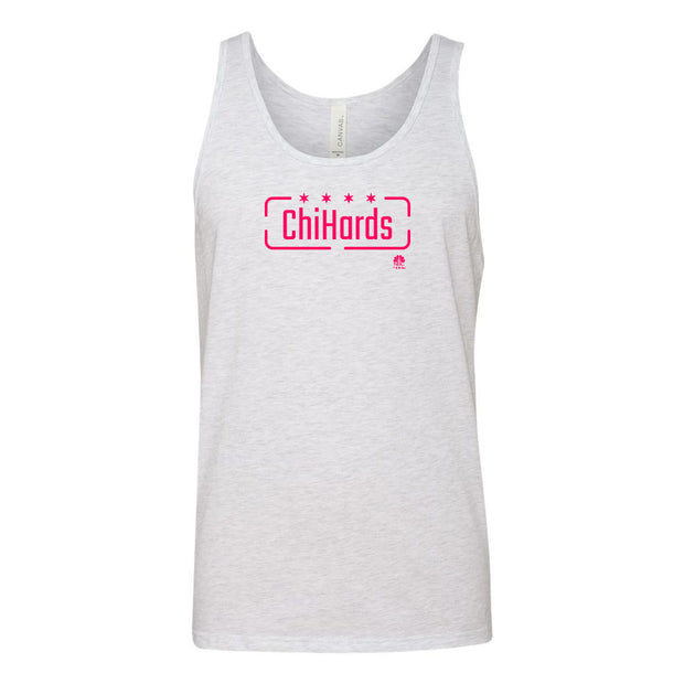 ChiHards Tri-Blend Jersey Tank Top