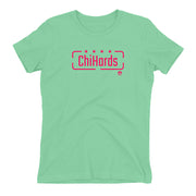 ChiHards Women's Short Sleeve T-Shirt
