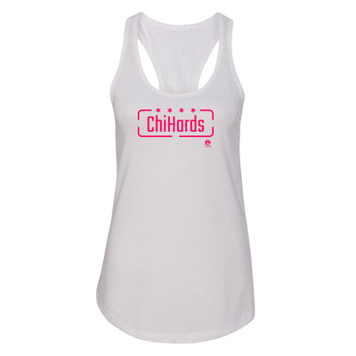 ChiHards Women's Racerback Tank Top