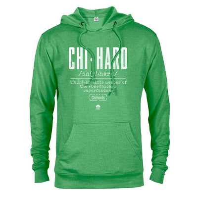 ChiHard Definition St. Paddy's Day Lightweight Hooded Sweatshirt
