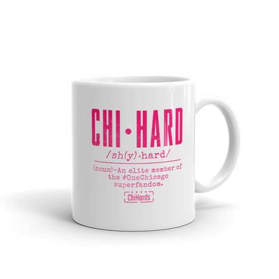 ChiHard Definition Ceramic Mug