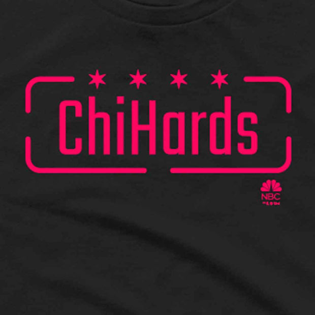 ChiHards Men's Short Sleeve T-Shirt