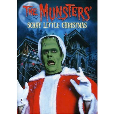 The Munsters' Scary Little Christmas DVD