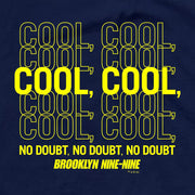 Brooklyn Nine-Nine Cool  Cool Men's Short Sleeve T-Shirt