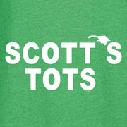 The Office Scott's Tots St. Patrick's Day Lightweight Crew Neck Sweatshirt