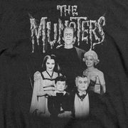 The Munster Family Portrait Women's Short Sleeve T-Shirt