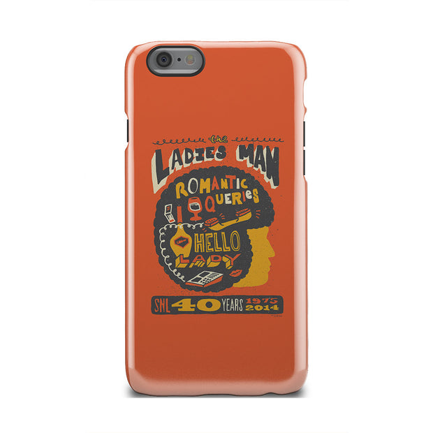 Saturday Night Live Ladies Man iPhone Tough Phone Case