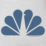 NBC Monochromatic Women's Tri-Blend Short Sleeve T-Shirt