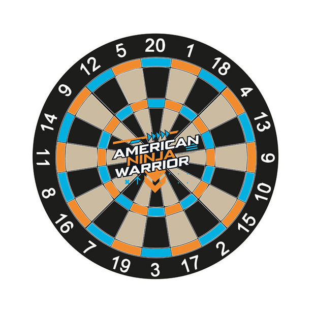 American Ninja Warrior Dartboard