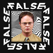 The Office Dwight False Men's Short Sleeve T-Shirt