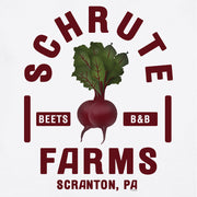 The Office Schrute Farms Men's Short Sleeve T-Shirt