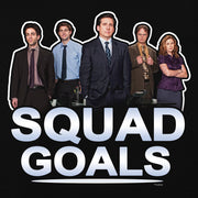 The Office Squad Goals Men's Short Sleeve T-Shirt