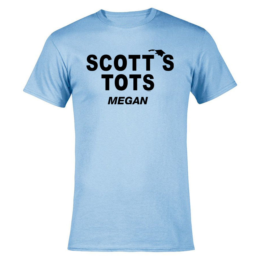 The Office Personalized Scott's Tots Men's Short Sleeve T-Shirt-secondary-image