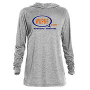 The Office WUPHF Tri-blend Raglan Hoodie