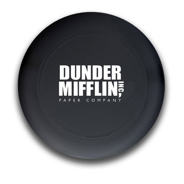 The Office Dunder Mifflin Frisbee