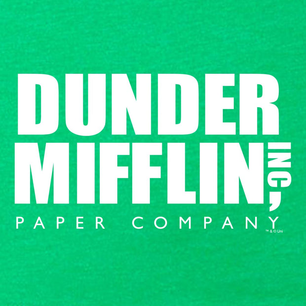 The Office Dunder Mifflin St. Paddy's Day Women's T-Shirt