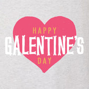 Parks and Recreation Happy Galentine's Day Women's  Tri-Blend Dolman T-Shirt