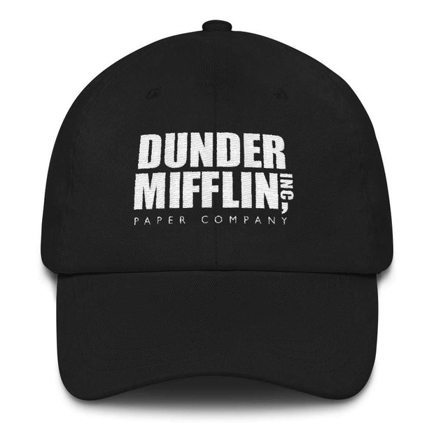 The Office Dunder Mifflin Embroidered  Hat
