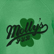 Chicago Fire Molly's Pub St. Patrick's Day Lightweight Crew Neck Sweatshirt
