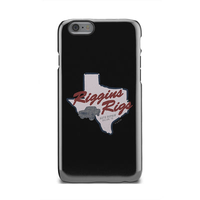 Friday Night Lights Riggins Rigs iPhone Tough Phone Case