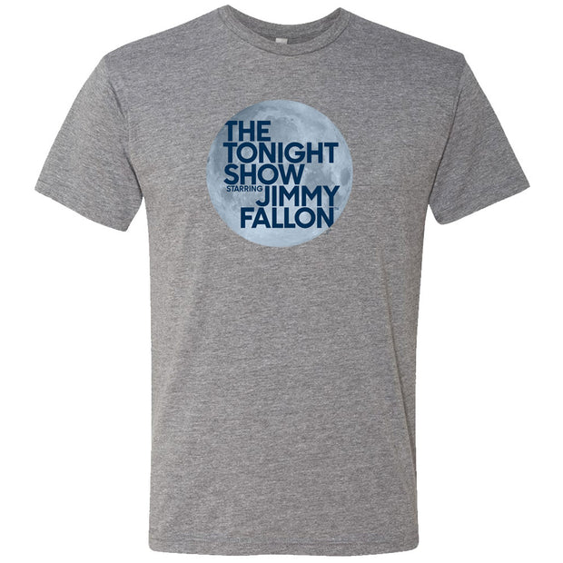The Tonight Show Starring Jimmy Fallon Men's Tri-Blend Short Sleeve T-Shirt
