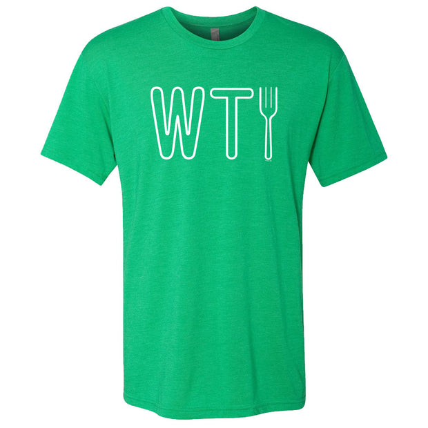 The Good Place Place WTFork St. Paddy's Day Men's T-Shirt