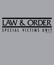 Law & Order: SVU Zip Hooded Sweatshirt
