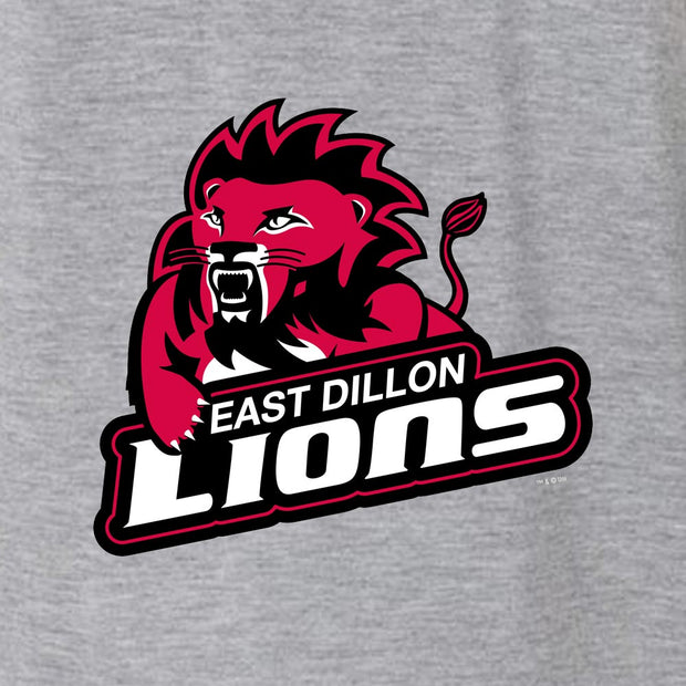Friday Night Lights East Dillon Lions Women's Relaxed V-Neck T-Shirt