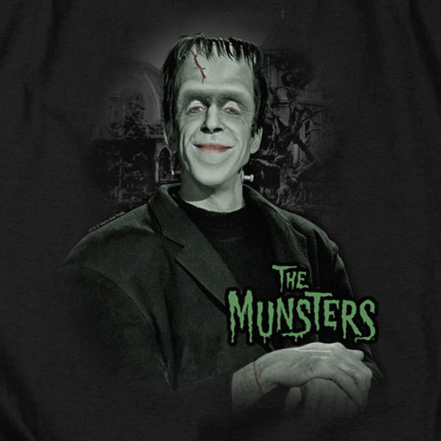 The Munsters Man of the House Men's Short Sleeve T-Shirt