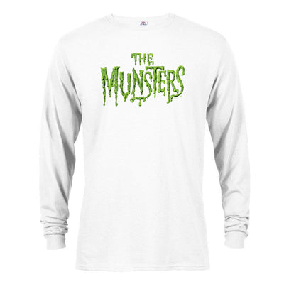 The Munsters Distress Logo Long Sleeve T-Shirt
