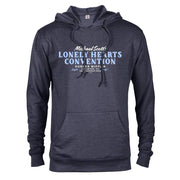 The Office Michael Scott Lonely Hearts Convention Lightweight Hooded Sweatshirt