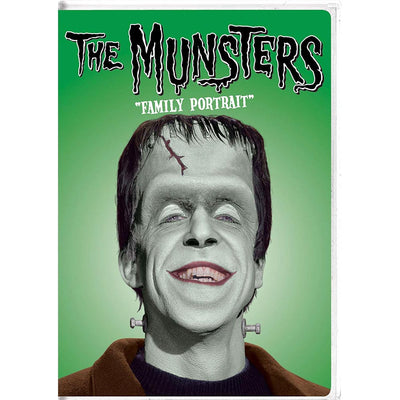 The Munsters Family Portrait DVD