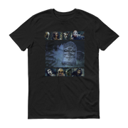 Grimm Rest in Peace Men's Short Sleeve T-Shirt