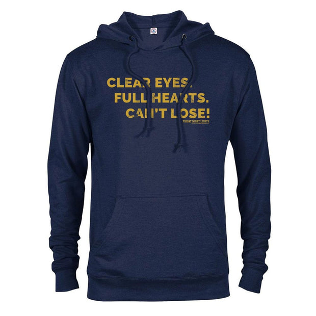 Friday Night Lights Clear Eyes Hooded Sweatshirt