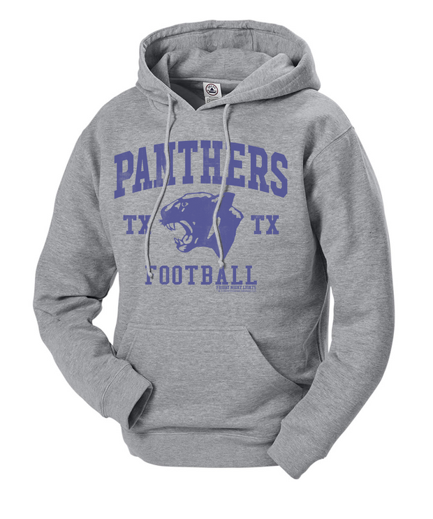 Friday Night Lights Panthers Hooded Sweatshirt